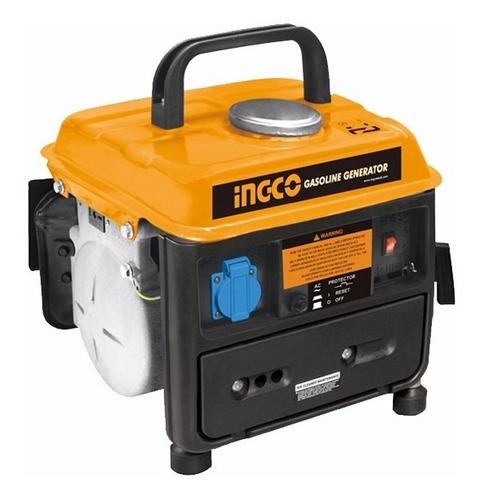 Ff Generador A Nafta Ingco 800w Ge8002 2hp Camping Luces