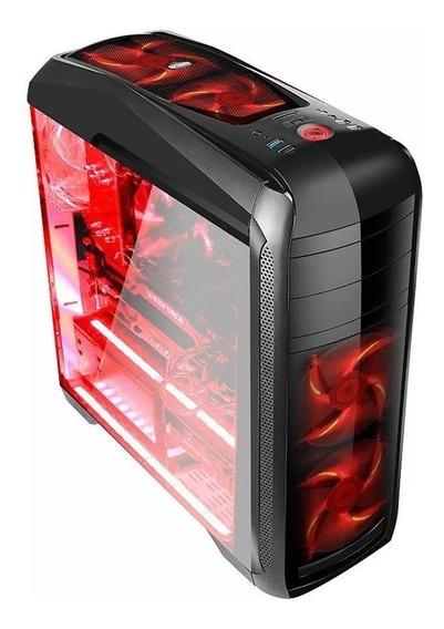 Cpu Gamer/core I5/8gb Ram/hd 4tb/rx580/fonte 650w 80plus