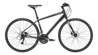Bike Cannondale Urbana Quick Disc 5 Tam S Aro 700 2018