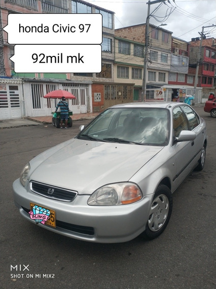 Honda Civic Lx Automático