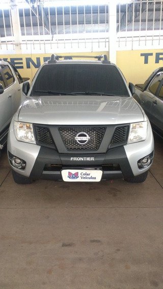 Frontier 2.5 Sl 10 Anos 4x4 Cd Turbo Eletronic Diesel 4p ...