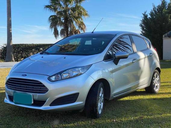Ford Fiesta Kinetic Design 1.6 Sedan S Plus 120cv 2016