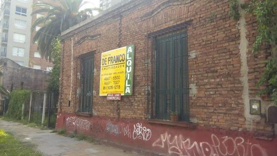 Casa Uso Comercial En Alquiler - Muñiz