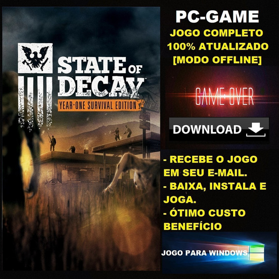 State Of Decay Year One Survival Edition - Pc - Digital