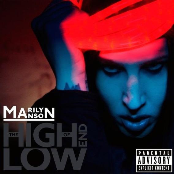 Marilyn Manson The High End Of Low Cd Nuevo Importado Stock