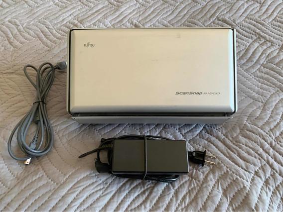 Scanner Snapscan Fujitsu S 1500 Revisado Bundle