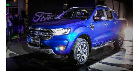 Ford Ranger 3.2 Cd Limited Tdci 200cv Automatica
