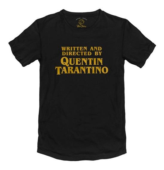 Remera Quentin Tarantino Movie Algodón Peinado 24/1 Premium