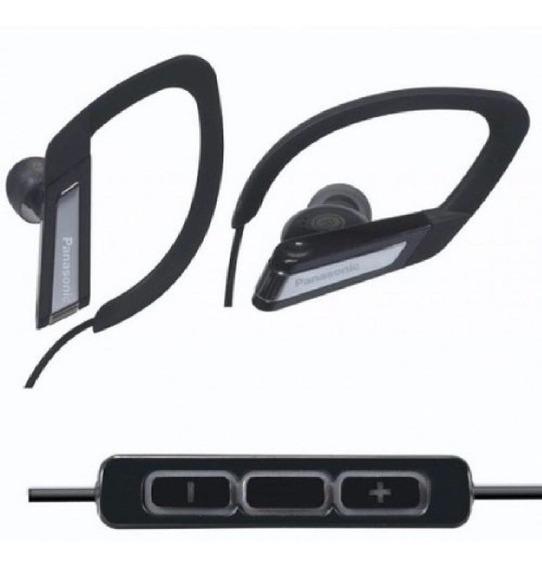 Fone De Ouvido Com Microfone Esportivo Panasonic Rp-hsc200