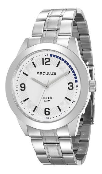 Relógio Seculus Masculino 28885g0svna1