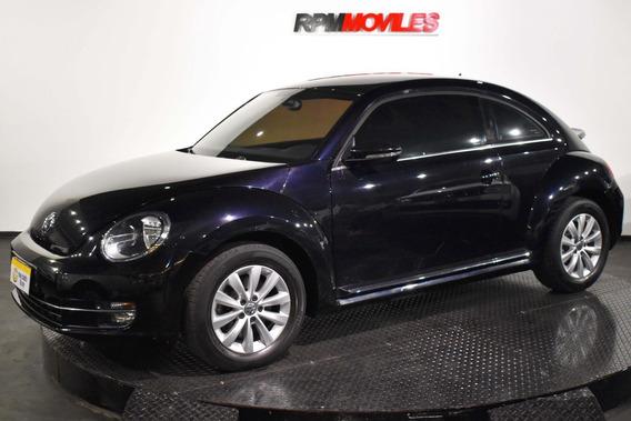 Volkswagen Teh Beetle 1.4 Design Dsg 2014 Rpm Moviles