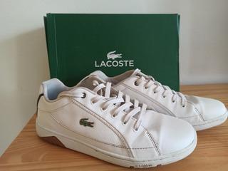 Zapatillas Lacoste Deviation 2 En Perfecto Estado C/caja