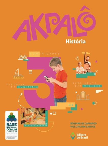 Akpalô História - 3º Ano
