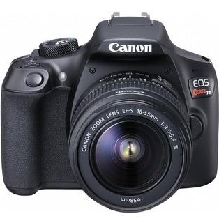 Canon Eos Rebel T6 Kit Con 18-55mm + Memoria Sd De 16gb