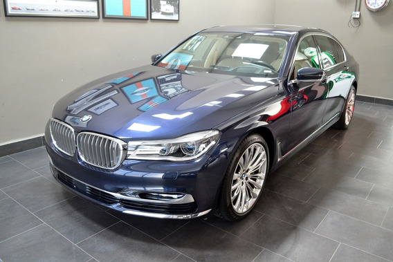 Bmw Serie 7 750 Lia Excellence 2017
