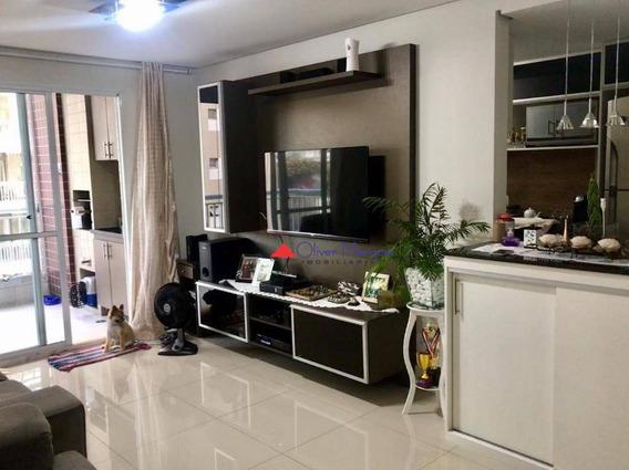 Apartamento À Venda, 90 M² Por R$ 630.000,00 - Jardim Bonfiglioli - São Paulo/sp - Ap6803