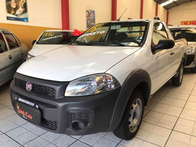 Fiat Strada 1.4 Working 2016 Completa Kingcar Multimarcas
