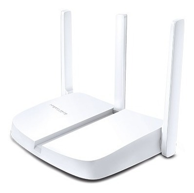 Router 300mbps 3 Antenas Mercusys Mw305r Gs