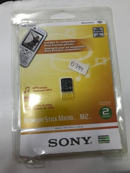 Cartão De Memória Sony M2