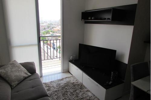 Imagem 1 de 23 de Apartamento Com 2 Dormitórios À Venda, 49 M² Por R$ 350.000,00 - Vila Prudente - São Paulo/sp - Ap4624