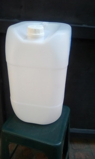 Bidón 23 Litros Pimpinas Carboya Envase Plástico
