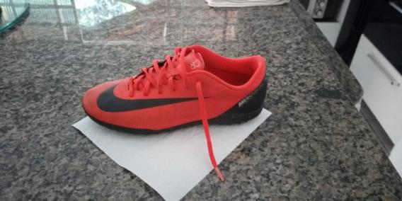 Chuteira Nike Mercurial Cr7 Original