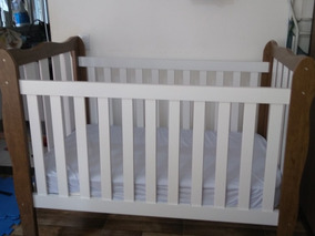 Berço De Bebê Semi-novo