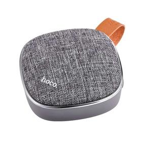 Bocina Bluetooth Hoco Gris Bs9