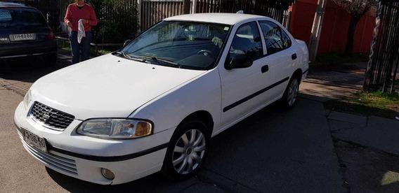 Nissan Sentra Xe 1.8 2002