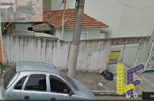 Venda Terreno Sao Caetano Do Sul Oswaldo Cruz Ref: 8159 - 8159