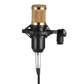 Bm800 Microfone Condensador Estdio De Grava??o