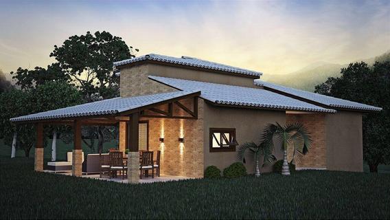 Casa Residencial À Venda, Centro, Guaramiranga. - Ca0447