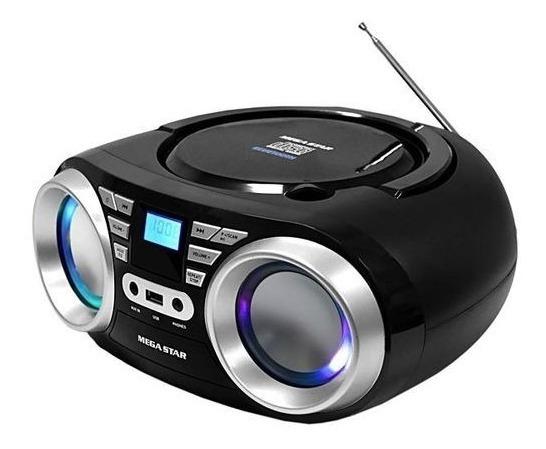 Toca Cd Mp3 Usb Bluetooth Rádio Fm 1200 W Bi Volt Nfe