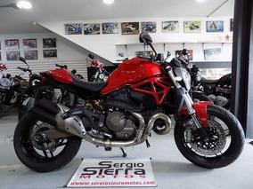 Ducati Monster821 Roja 2016