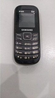 Celular Samsung E 1207 Para Retirar Peças Os 1260
