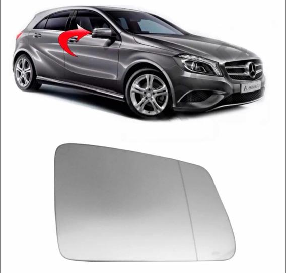 Capa+pisca+espelho Do Retrovisor Ld Mercedes A200 2014