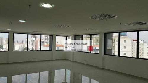 Conjunto Para Alugar, 103 M² Por R$ 4.600,00/mês - Vila Mariana - São Paulo/sp - Cj0026