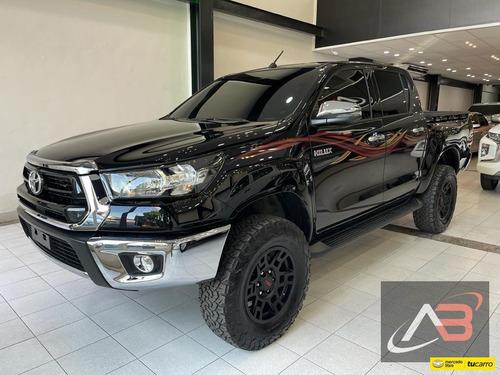Toyota Hilux Doble Cabina 4x4 Diesel