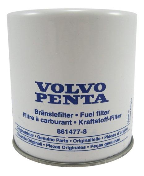 861477 Filtro Óleo Motor Volvo Penta Md / D1 / D2 - Veleiro