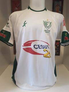 Camisa Futebol Jatai Goias Preparada Jogo
