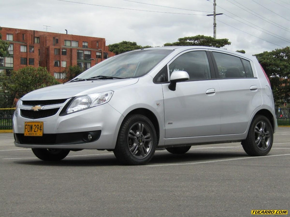 Chevrolet Sail Sport Ltz 1400 Mt Aa Ab Abs