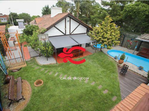 Casa Equipada En Parque Miramar Ref. 5829