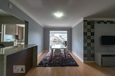 Apartamento No 5º Andar Mobiliado Com 2 Dormitórios E 1 Garagem - Id: 892927758 - 227758