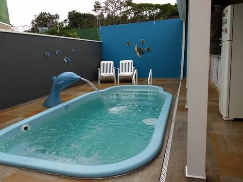 Imagem 1 de 14 de Casa A Venda No Vista Linda - Ca00123 - 69489674