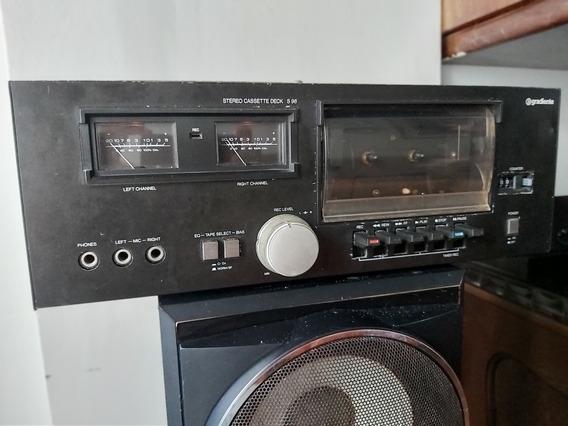 Tape Deck Gradiente S96