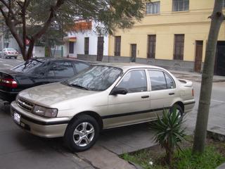 Toyota Tercel Timon Original, Aire Acondicionado