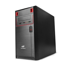 Pc Gamer De Entrada Powerclik A10 7860k, 8gb, 500gb, 350w