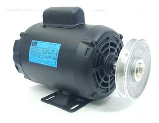 Motor Elétrico Monofásico 2cv 2p 127/220v Weg Uso Geral Novo
