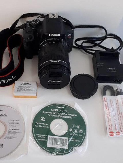 Canon Eos Rebel T5i 18.0 Megapixels