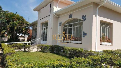 Casa Para Alugar, 390 M² Por R$ 16.000,00/mês - Centro - Vinhedo/sp - Ca1278